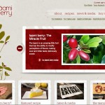 www.taamiberry.com homepage is now live!