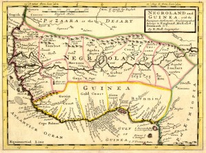 West Africa in the 18th Century