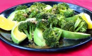 Broccoli with Lemon